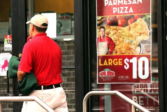 Some companies, like Papa John's, have said they'll cut back employee hours in response to Obamacare.