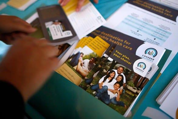 obamacare brochures