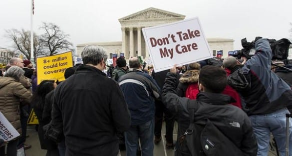 supreme court subsidies protest