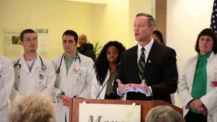 martin o'malley doctors